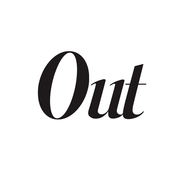 Out Magazine Logo
