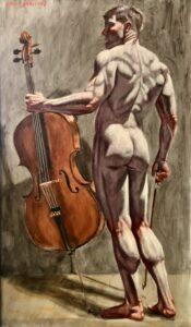Bruce Sargeant (1898-1938) by Mark Beard