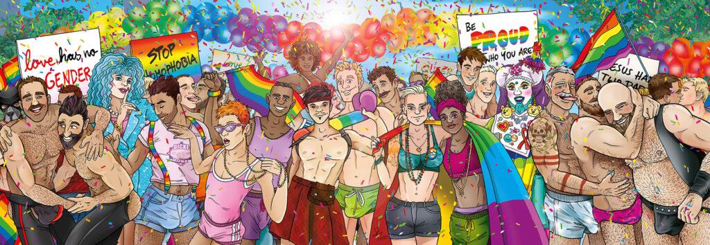 Pride by Swen Marcel