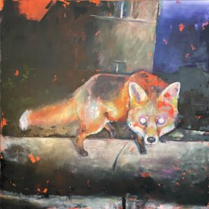 The Fox by Marie-Charlotte Nouza