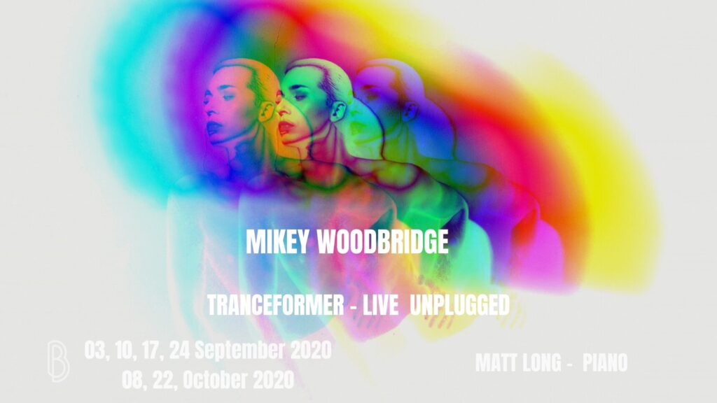 MIKEY. Woodbridge: LIVE & Unplugged